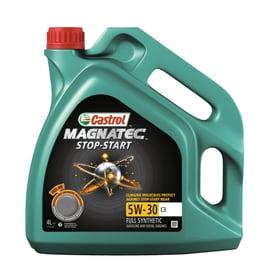Magnatec Stop-Start 5W-30 C3 4 L Olio motore Castrol 620266900000 N. figura 1