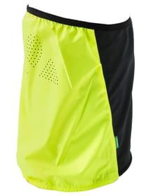 Neck Warmer Plus Maschera di protezione per ciclismo Vaude 463519699955 Taglie one size Colore giallo neon N. figura 1