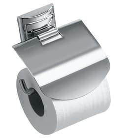 Porte-papier WC avec couvercle