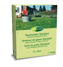 Semence de gazon Standard, 1.5 kg