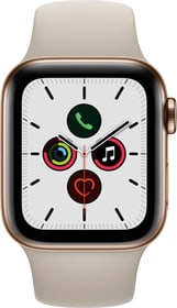 Watch Series 5 LTE 40mm gold Stainless Steel Stone Sport Band Smartwatch Apple 785300146943 Photo no. 1