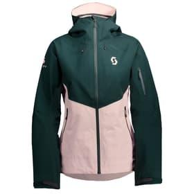 SCO Jacket W's Explorair 3L Skijacke Scott 462561000363 Grösse S Farbe Dunkelgrün Bild-Nr. 1