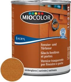 Velatura per porte e finestre Teak 750 ml Miocolor 661125100000 Colore Teak Contenuto 750.0 ml N. figura 1