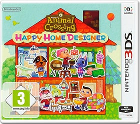 3DS - Animal Crossing Happy Home Designer + Karte Box 785300156807 N. figura 1