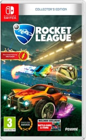 NSW - Rocket League Collector's Edition D/F Box 785300131882 N. figura 1
