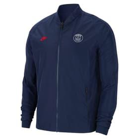 Paris Saint-Germain Track Jacket Veste de football pour homme Nike 498290300343 Taille S Couleur bleu marine Photo no. 1