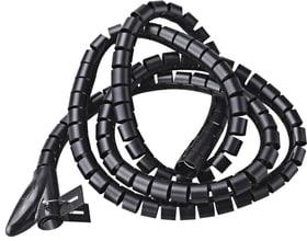 Kabelordnungsschlauch flexibel 3m schwarz Kabelordnungsschlauch Durabase 791039400000 Bild Nr. 1