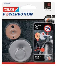 Powerbutton Haken Classic rund Klebehaken Tesa 675276000000 Bild Nr. 1