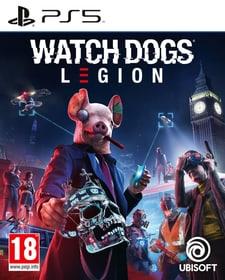PS5 - Watch Dogs: Legion Box PlayStation 5 785300154848 Photo no. 1