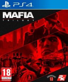 Mafia Trilogy [PS4] (F) Box 785300154437 Photo no. 1