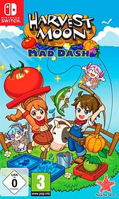 NSW - Harvest Moon: Mad Dash D Box 785300146889 Photo no. 1