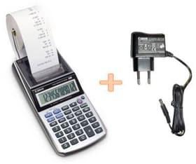 Calculatrice de bureau P1-DTSC 12-chiffres incl.AC-Adaptateur Calculatrice Canon 785300151416 Photo no. 1
