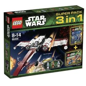 W13 LEGO STAR WARS VALUE PACK 66456 EXKL LEGO® 74783330000013 Photo n°. 1