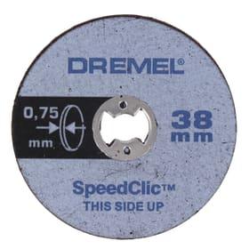 SC Dischi da taglio sotilli 38 mm 5pz. (SC409) Accessori per tagliare Dremel 616049600000 N. figura 1