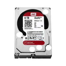 Red 6TB NAS SATA HDD NAS Western Digital 785300126118 N. figura 1