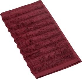 NINA Waschlappen 450870120130 Farbe Rot Grösse B: 30.0 cm x H: 30.0 cm Bild Nr. 1