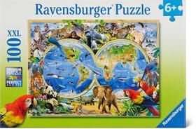 Animaux de monde Puzzle Puzzles Ravensburger 748978800000 Photo no. 1