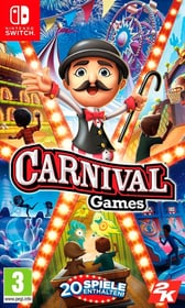 NSW - Carnival Games (D) Box 785300139378 Photo no. 1