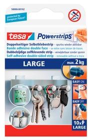Powerstrips® LARGE, 10 Strips Klebebänder Tesa 663084900000 Bild Nr. 1