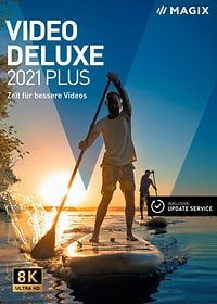 Video deluxe Plus 2021 [PC] (F/I) Physisch (Box) Magix 785300155308 Photo no. 1