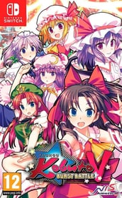 Switch - Touhou Kobuto V: Burst Battle Box 785300129352 Bild Nr. 1