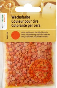 Wachsfrabe Orange 10Gr. Exagon 664070800000 N. figura 1