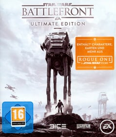 Xbox One - Star Wars Battlefront Ultimate Edition Box 785300129610 Bild Nr. 1