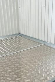 Lastra per pavimento in alluminio per la casetta portattrezzi AvantGarde A4 Biohort 647291400000 N. figura 1