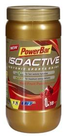 IsoActive Sportgetränkepulver PowerBar 471927900300 Geschmack Red Fruit Punch Bild-Nr. 1