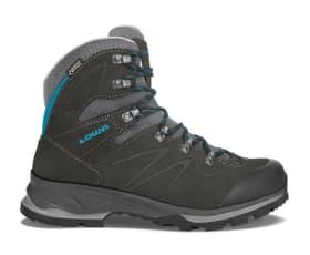 Badia GTX WXL Chaussures de trekking pour femme Lowa 473335538086 Taille 38 Couleur antracite Photo no. 1