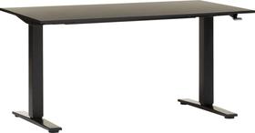 FLEXCUBE ECCO Table réglable en hauteur 401908900000 Dimensions L: 140.0 cm x P: 80.0 cm x H: 73.0 cm Couleur Noir Photo no. 1