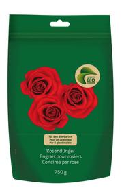 Rosendünger, 750 g Feststoffdünger Migros-Bio Garden 658228100000 Bild Nr. 1