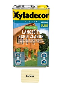natürliche Langzeitschutzlasur Farblos 2.5 l XYLADECOR 661778400000 Farbe Farblos Inhalt 2.5 l Bild Nr. 1