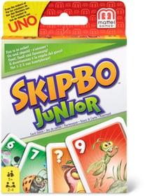 SkipBo Junior Mattel Games 746973700000 N. figura 1