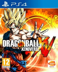 PS4 - Playstation Hits: Dragonball Xenoverse Box 785300137792 N. figura 1