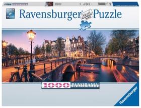 Soirée à Amsterdam 1000 P. Puzzles Ravensburger 748676100000 Photo no. 1