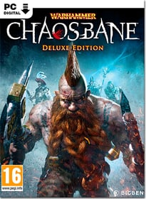 PC - Warhammer: Chaosbane Deluxe Edition Download (ESD) 785300145251 Photo no. 1