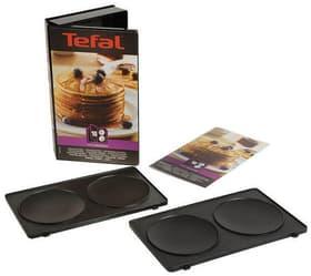 Ensemble de plaques Snack Collection Crêpes Machine à sandwich Tefal 785300137435 Photo no. 1