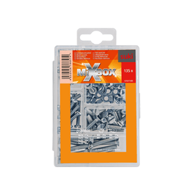 Mixbox Mini metrische Schrauben Set suki 601591700000 Bild Nr. 1