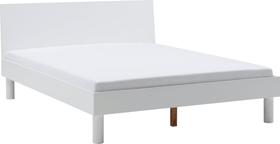 CARA Letto 404590400000 Dimensioni L: 160.0 cm x P: 200.0 cm Colore Bianco N. figura 1