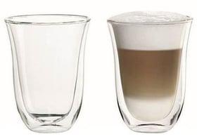 Latte Macchiato-Tassen 2Stk 2.2dl De Longhi 9000037637 Bild Nr. 1