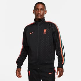 Liverpool FC Jacket Fussballjacke Nike 491122400320 Grösse S Farbe schwarz Bild-Nr. 1