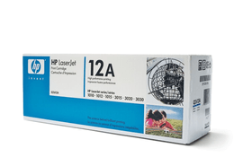 Q2612A Toner-Modul UltraPrec. 12A black Cartouche de toner HP 797403700000 Photo no. 1