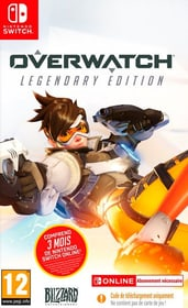 NSW - Overwatch - Legendary Edition F Box 785300146810 N. figura 1