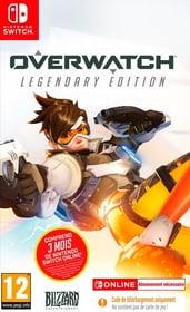 NSW - Overwatch - Legendary Edition F Box 785300146810 Photo no. 1