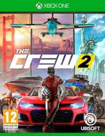 Xbox One -The Crew 2 Box 785300128782 Photo no. 1