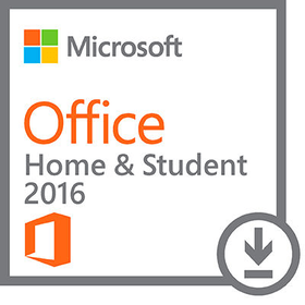 PC OFFICE HOME + STUDENT 2016 ESD
