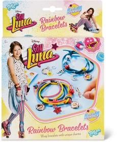Soy Luna Regenbogen-Armbänder