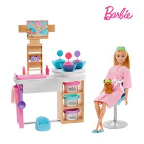 Wellness Beauty Playset and Doll Ensemble de poupée Barbie 747949900000 Photo no. 1
