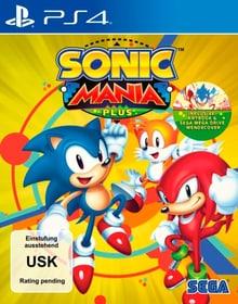 PS4 - Sonic Mania Plus (D) Box 785300135227 Photo no. 1